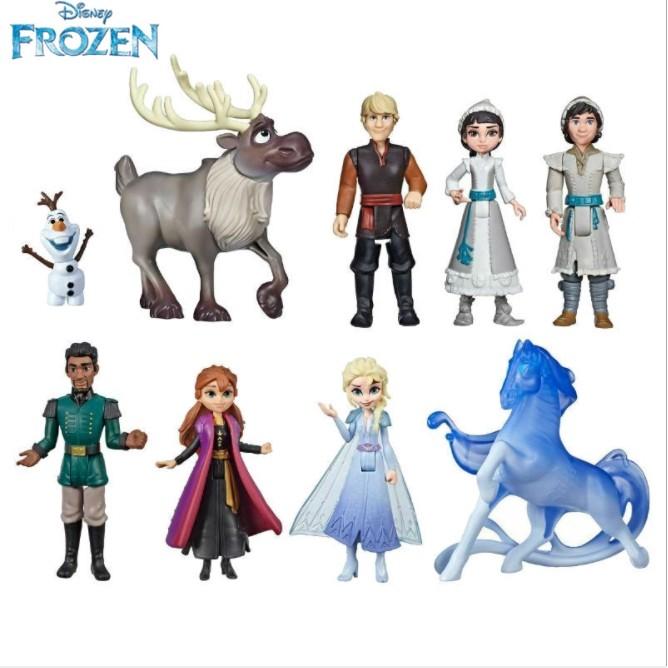 Jual Terbaru Frozen2 Princess Figures Elsa Anna Kristoff Sven Olaf Nokk Jakarta Barat Miraydt Tokopedia