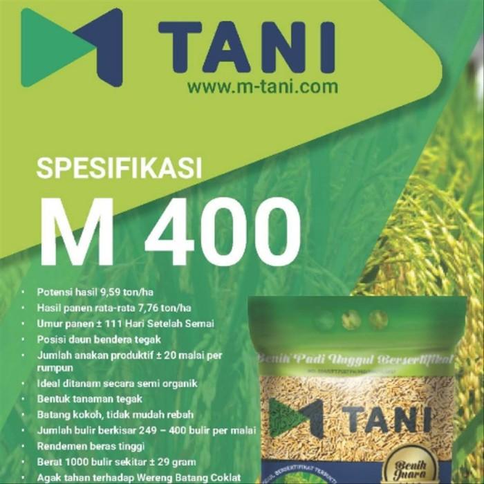 Jual Benih Padi M400 Berkualitas Kota Surabaya Riniastuti Shop Tokopedia