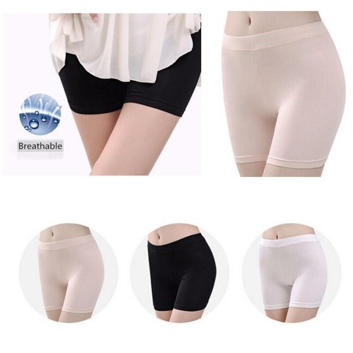 Jual Promo Celana Legging Pendek Wanita Dengan Model Seamless Dan Warna Jakarta Selatan Tukuoyu Tokopedia