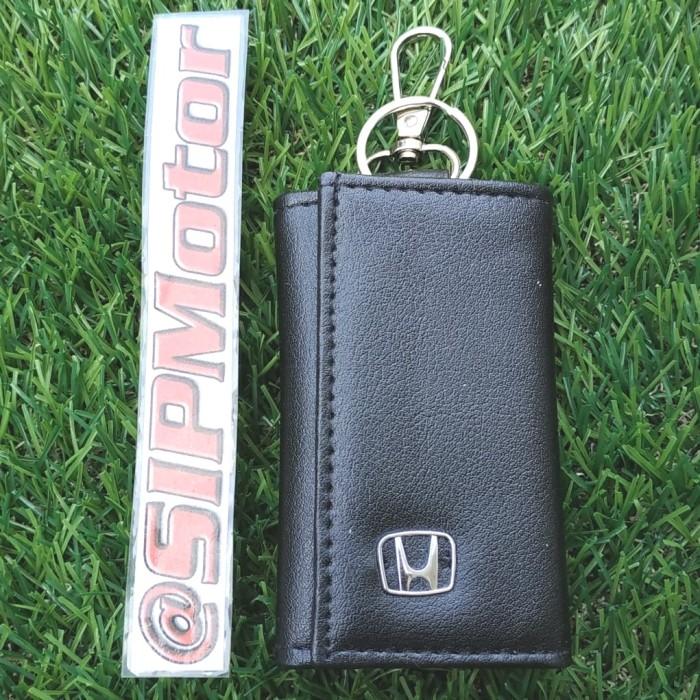 Foto Produk Dompet Kulit Honda Gantungan Kunci STNK Mobil dari SIPMotor