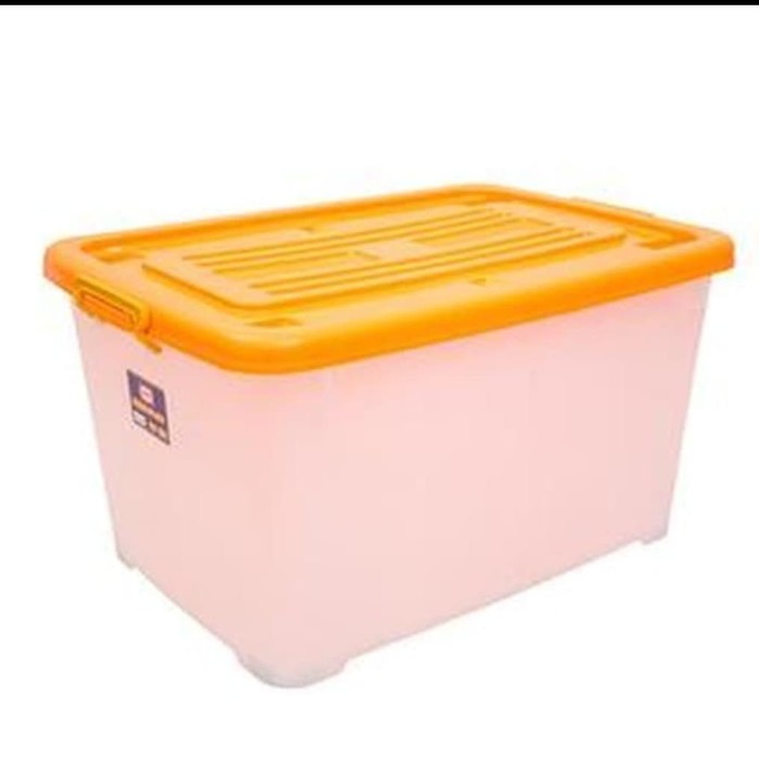 Foto Produk shinpo container box CB 150 liter (by gojek) dari Baby-B Shop