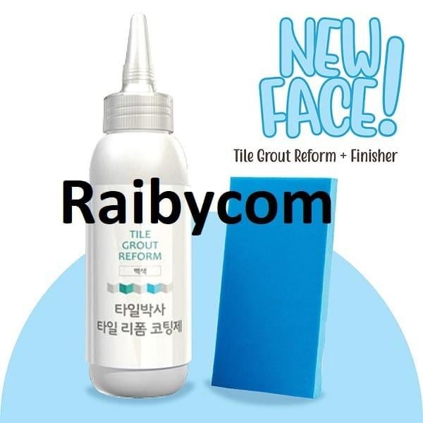 Foto Produk Pengisi Nat Keramik Ubin Lantai Dinding Tile Grout Reform Impor KOREA dari Raibycom