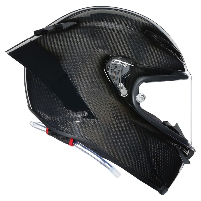Jual Helm Fullface Original Agv Pista Gprr Mono Carbon Glossy Spoiler Kota Surabaya Tiptop Proshop Tokopedia
