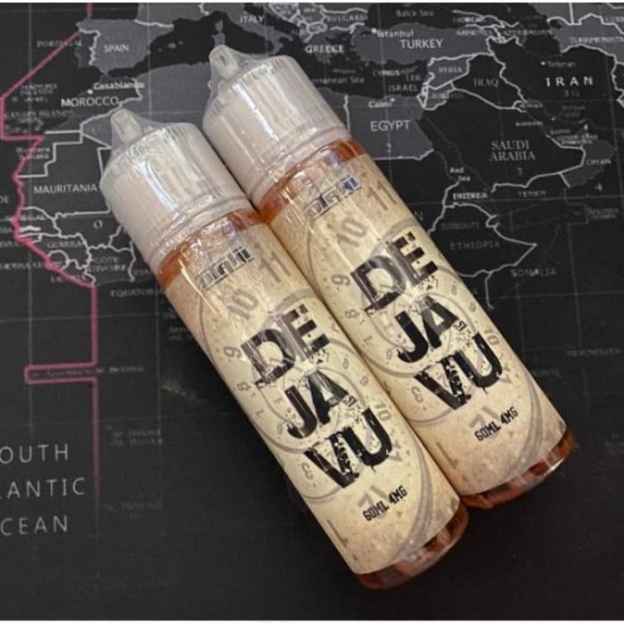 Jual De Ja Vu Strawberry Pancake 4MG 60ML - Dejavu Liquid 100% Authentic -  Kab. Tangerang - JakartaVapers | Tokopedia