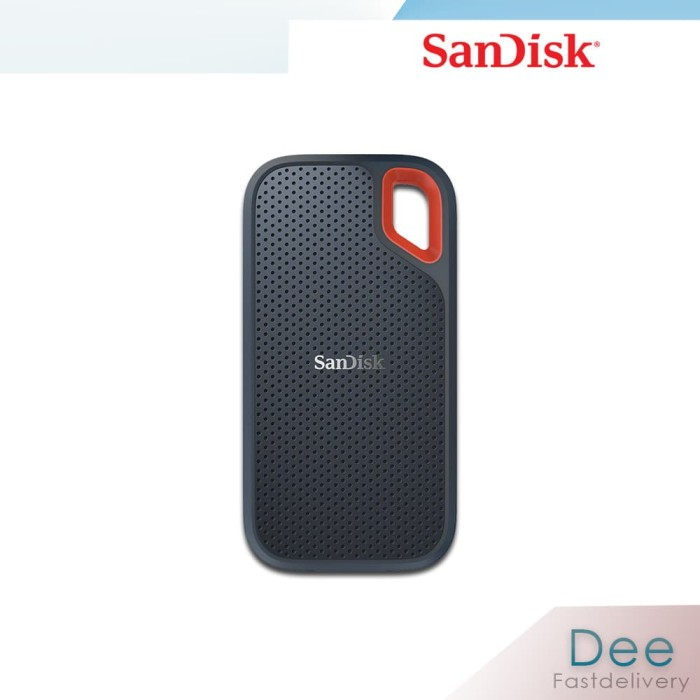 Foto Produk SANDISK SSD EXTREME PORTABLE 2TB - Portable External SSD dari Dee-fastdelivery