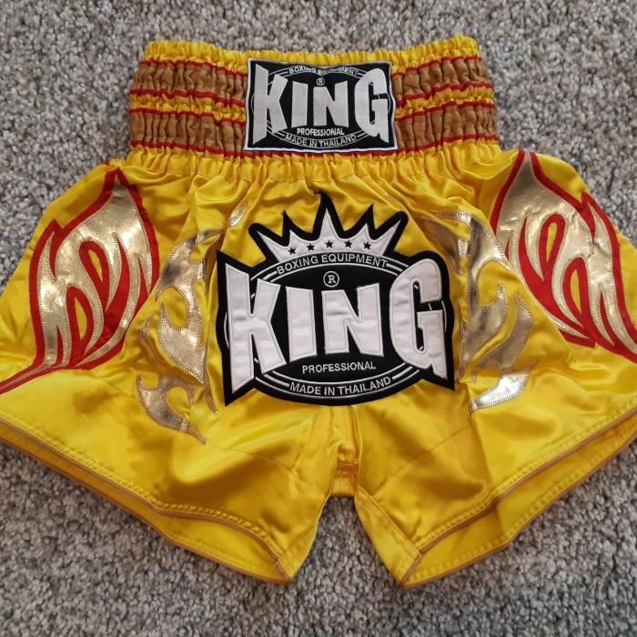 Foto Produk Celana Muaythai/boxing size M dari Zeus MMA