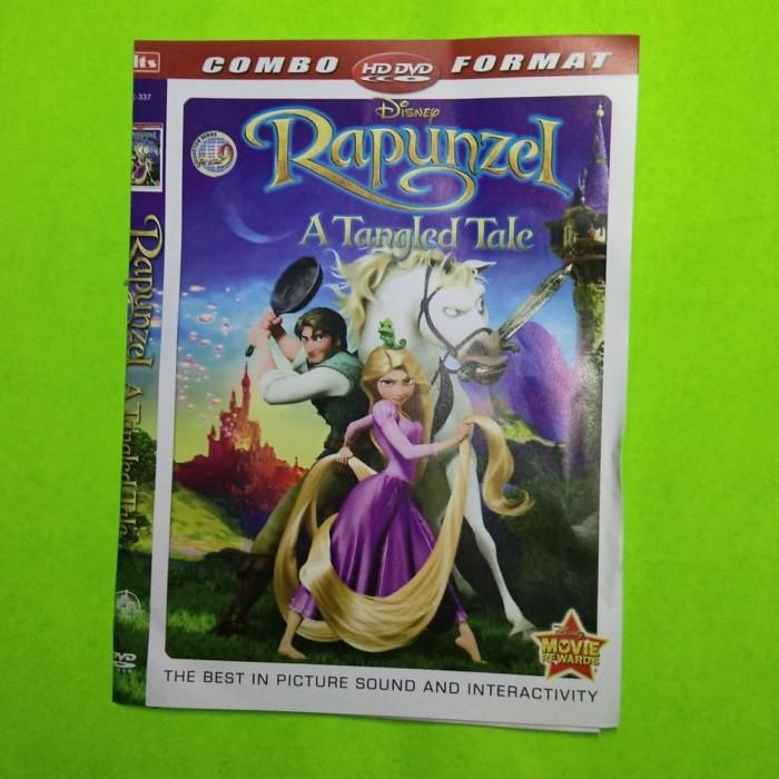 Jual Kaset Dvd Film Anak Film Rapunzel A Tangled Tale Jakarta Barat Henhen Favorite Store Tokopedia