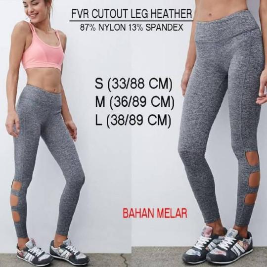 Jual Legging Forever 21 Celana Senam Kota Bekasi Bonita As Tokopedia