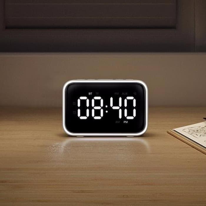 Foto Produk Vivan VS5 Speaker Bluetooth Aktif Alarm Clock With FM Radio dari bestdeal official