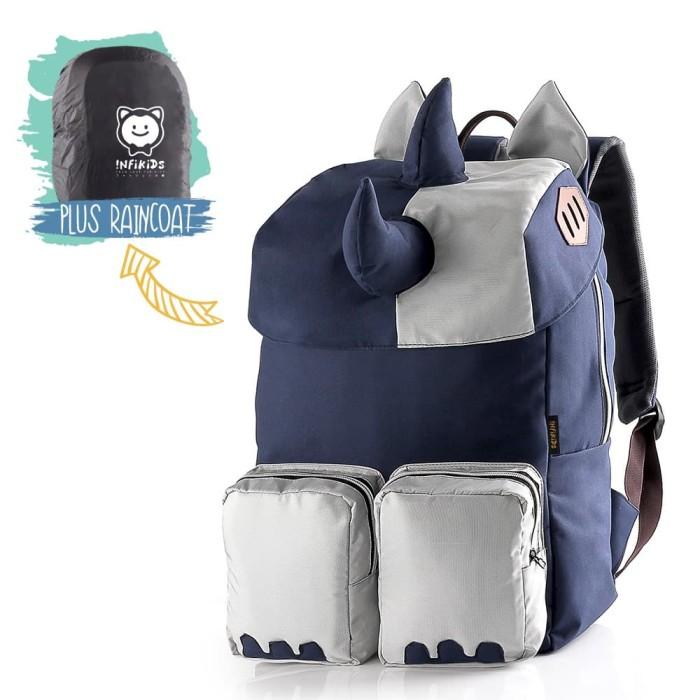 Jual KIDFHG Tas Ransel Backpack Sekolah Anak Laki-laki