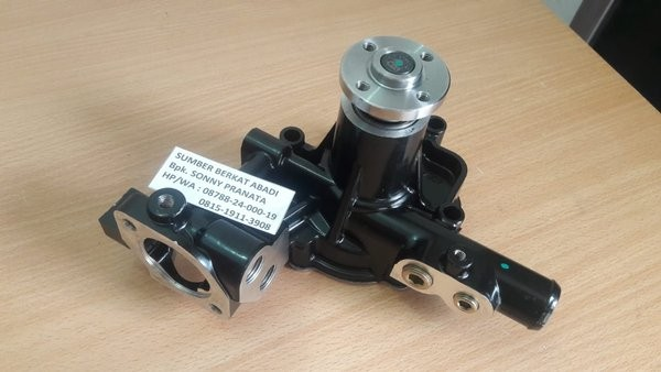 Foto Produk New Water Pump 129001-42002 12900142002 For Yanmar 3TNE88 4TN Terlaris dari Go Cam