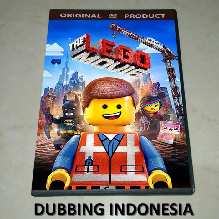 Jual Dvd The Lego Movie 2014 Dub Indo Kab Banyuwangi Play Dvd Tokopedia