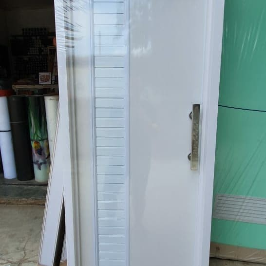 Jual Pintu Kamar Mandi PVC TEBAL + Motif Aluminium - LM ...