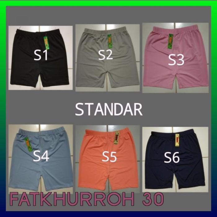 Jual Grosir Celana Legging Pendek Short Pants Strit Jakarta Timur Fatkhurroh 30 Tokopedia