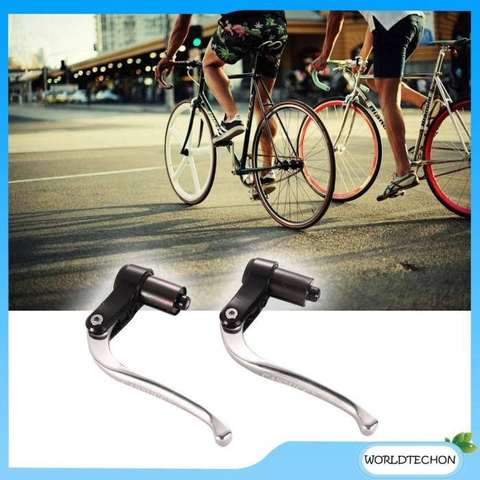 Jual New Tuas Rem Handlebar Sepeda Mtb Fixie Dan Road Bike Dgn Tanduk Jakarta Pusat Froyoid Tokopedia
