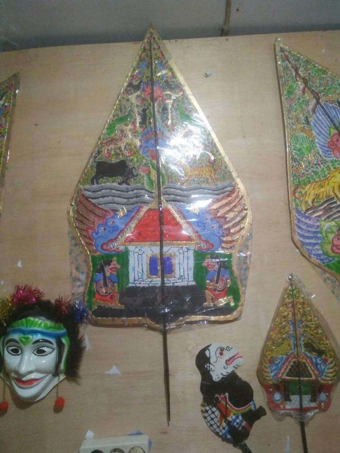 Jual Sale Wayang Kertas Gunungan Duplex Jakarta Pusat Tm 68 Koleksi Tokopedia