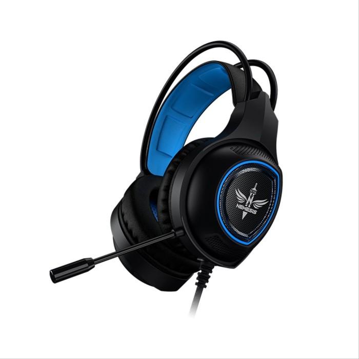 Foto Produk Headset NYK Mobile Gaming HS-M01 JUGGER dari Danish Mayza