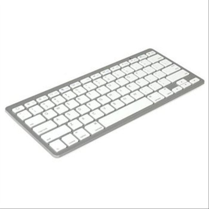 Foto Produk Keyboard Wireless Bluetooth for Apple MacBook, iPad, iPhone, Androi dari jamesbond12