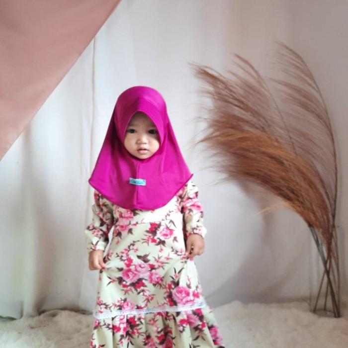 Foto Produk Gamis Anak Motif 3-4 Tahun dari Meisya Elektronik