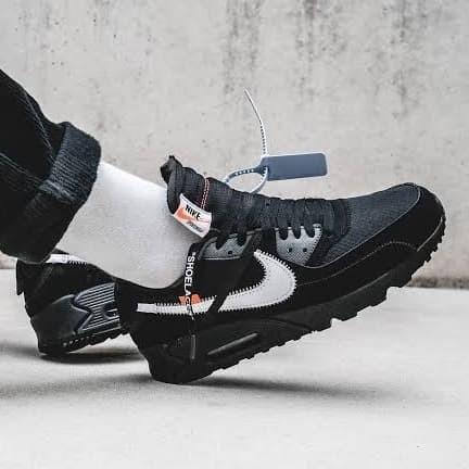 Jual Sepatu Nike Air Max 90 x Off White