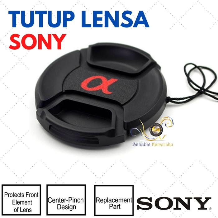 Foto Produk Tutup Lensa Sony Alpha Ukuran 40.5mm dari Danbo shop