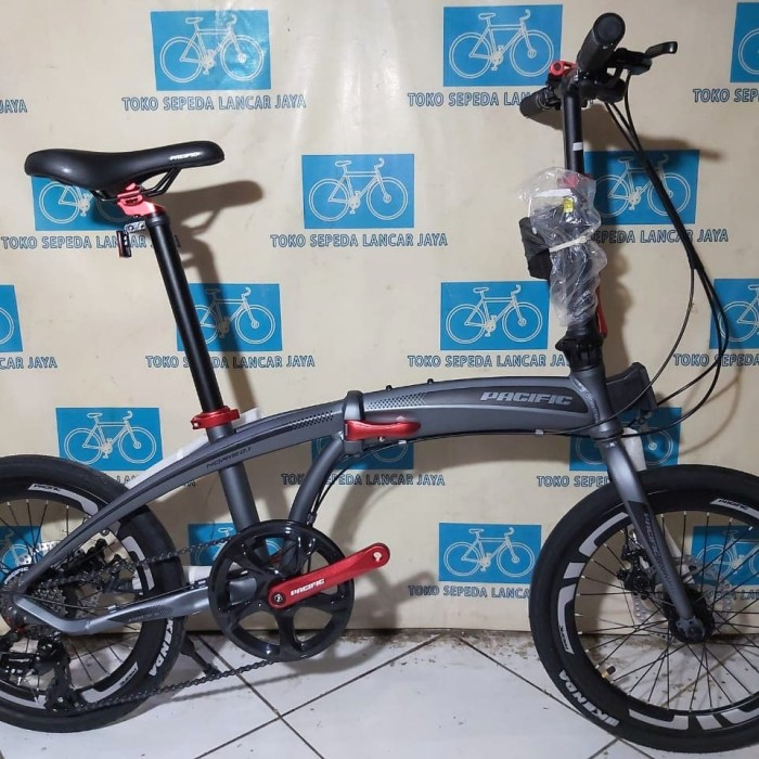 Jual Folding Bike Pasific Noris 2.1 - Jakarta Selatan ...