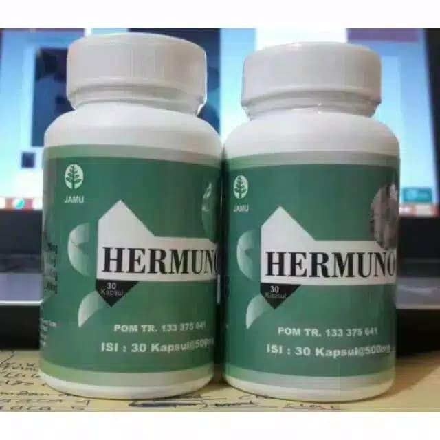 Foto Produk Hermuno Original Herbal Pembunuh Penghilang Parasit Dalam Tubuh dari Jaya Group Farma