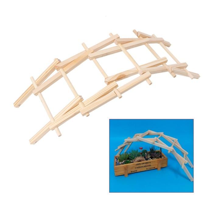 Jual Da Vinci Bridge Pathfinders Wood Construction Model Kit Kids Jakarta Barat Glovy Tokopedia