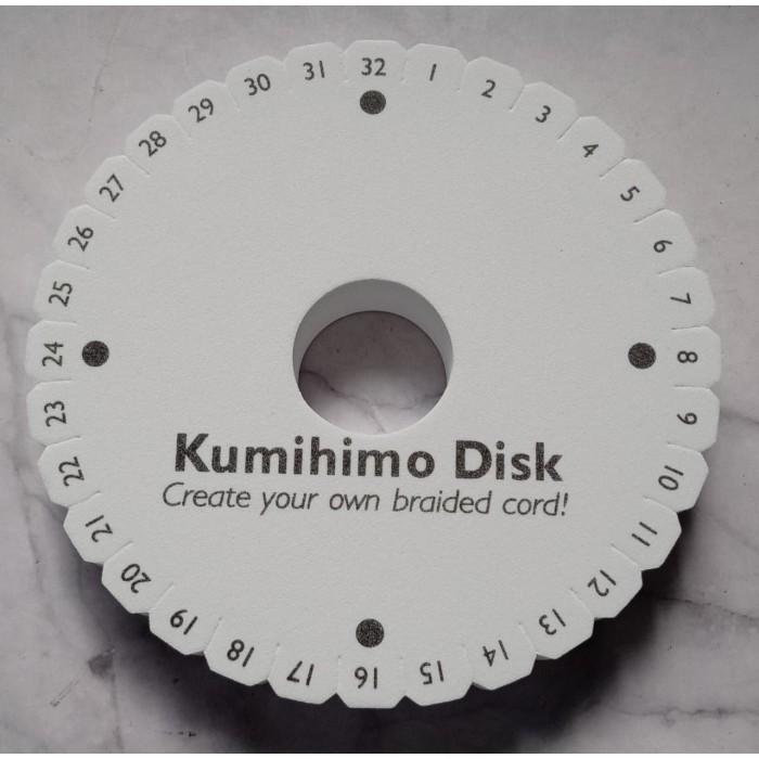 Foto Produk Beadsmith Kumihimo Disk Round 6 inch dari Studio Manik