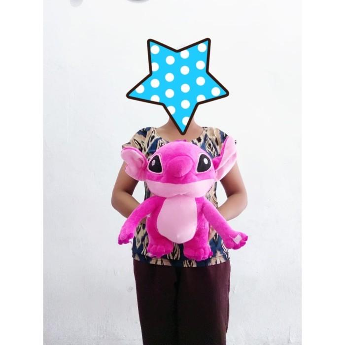 Jual Boneka Stitch Pink Boneka Stitch Merah Muda Boneka Stitch Lilo Kota Medan Gudang Aneka Ragam Tokopedia