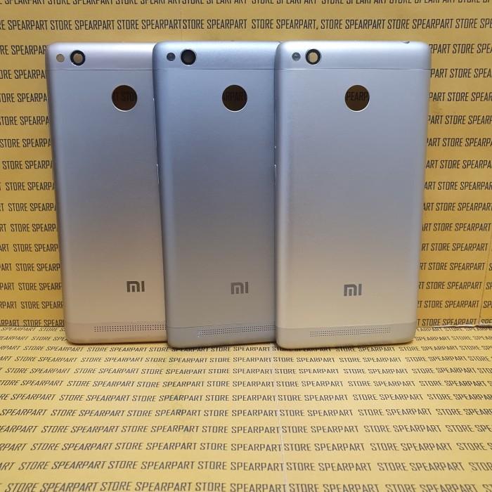 Foto Produk Tutup belakang Backdoor Cover Xiaomi Redmi 3S - 3 Pro ORI dari Store Sperpart