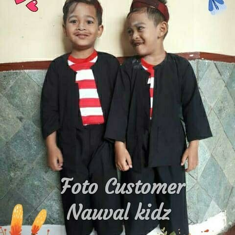 Jual Baju Adat Madura Anak Baju Sakera Anak 3 4 Tahun Kota Surabaya Nauval Kidz Tokopedia