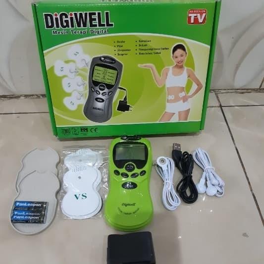 Foto Produk Mesin Pijat Digital Digiwell/Alat Terapi Akupuntur Digiwell dari SerbAda_Shop