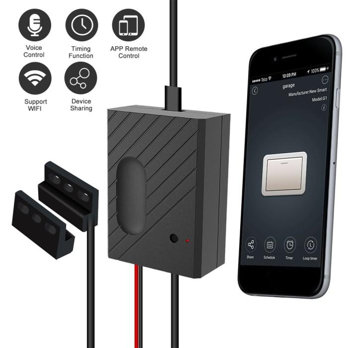 Jual Eachen Wifi Smart Switch Garage Door Controller Garage Door Opener Jakarta Barat Store Alim Tokopedia