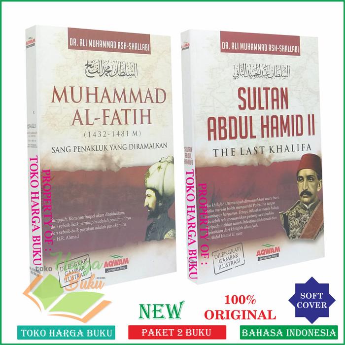 Foto Produk Paket 2 Buku Muhammad Al-Fatih dan Sultan Abdul Hamid II - AQWAM dari Toko Harga Buku