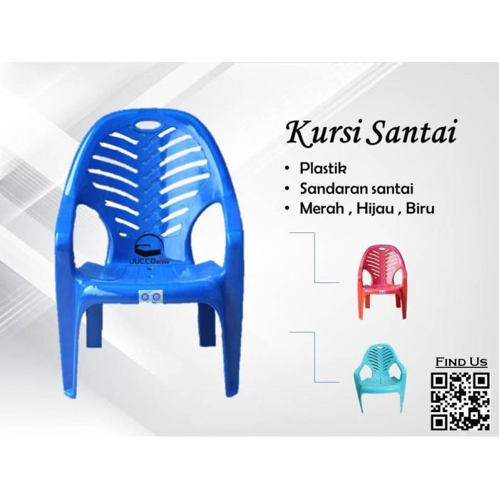 Foto Produk Kursi Plastik Murah Napoly - Kursi Santai - Kursi Taman Plastik Medan dari Fila Shop @Medan