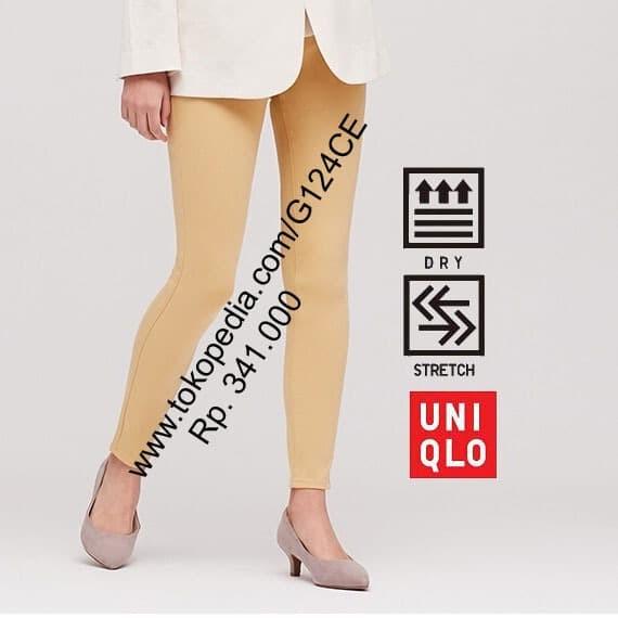 Jual Celana Legging Ultra Stretch Wanita Uniqlo 425345 Kuning Yellow 41 Jakarta Barat G124ce Tokopedia