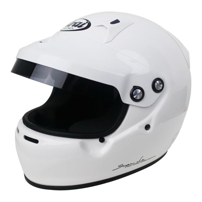 Foto Produk Arai SNI GP-5WP 8859 Helm Full Face - White - M dari Arai Indonesia