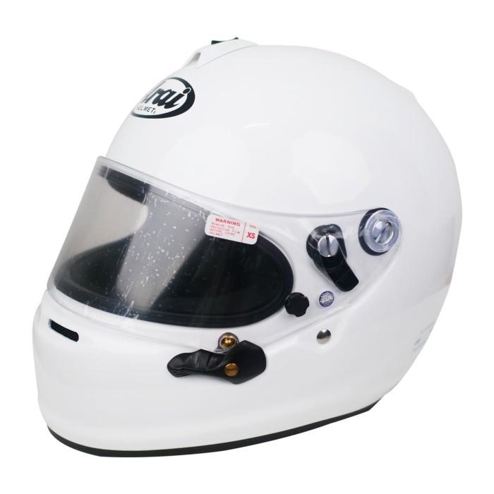 Foto Produk Arai SNI GP-6S 8859 Helm Full Face - White - XS dari Arai Indonesia