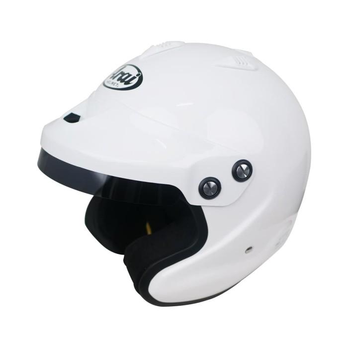 Foto Produk Arai SNI GP-J3 8859 Helm Half Face - White - XL dari Arai Indonesia