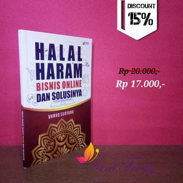 Jual Terlengkap Buku Halal Haram Bisnis Online Dan Solusinya Terlaris Jakarta Barat Dolken Djakartashops Tokopedia