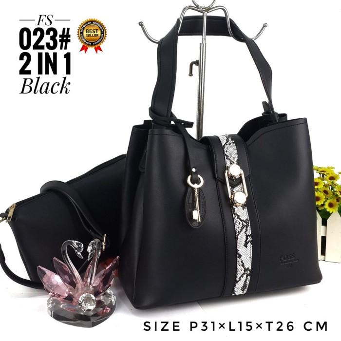 Jual Tas Fossil Wanita Handbag Fs023