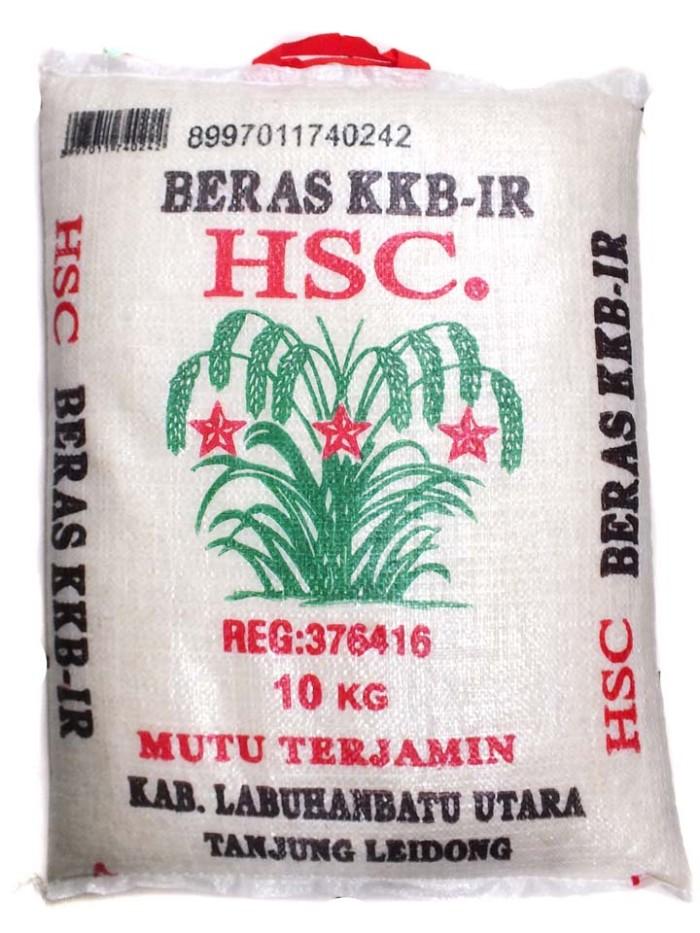 Foto Produk (78995) BERAS HSC KKB IR 10KG dari SWALAYAN MAJU BERSAMA