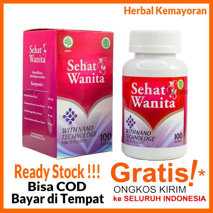 Foto Produk Sehat Wanita - Obat Benjolan di Rahim / Kanker / Tumor / Miom dari TOKO QNC ORIGINAL
