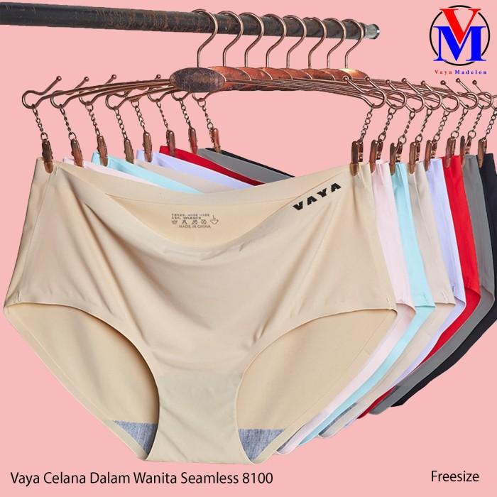 Foto Produk Vaya Celana Dalam Wanita Seamless - 8100 FREESIZE, Pink dari VAYA MADELON