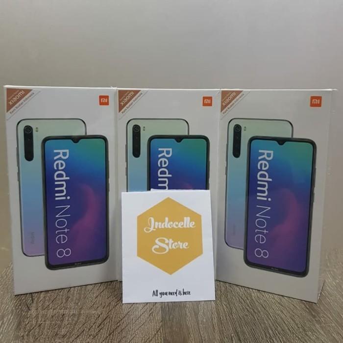 Foto Produk Xiaomi Redmi Note 8 - 6/128 Garansi Resmi TAM / XIAOMI Indonesia - Biru dari Indocelle Store