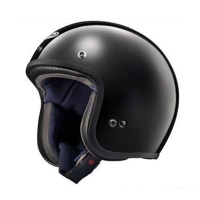 Foto Produk Arai SNI Classic Mod Helm Half Face - Glass Black - L dari Arai Indonesia