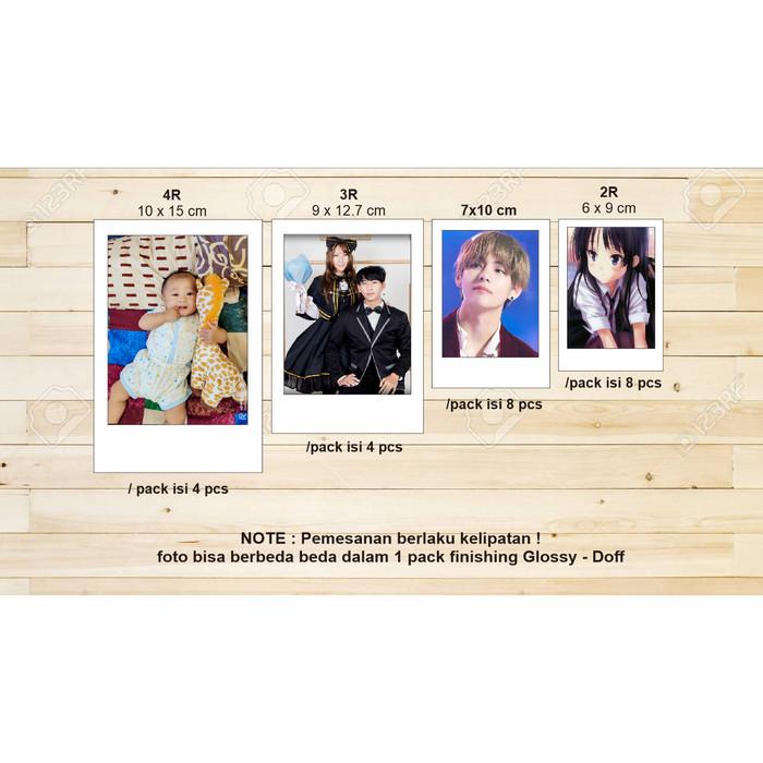 Jual Cetak Foto Polaroid 3r 9x12 7 Cm Kota Bandung Takahiro Shoppu Tokopedia