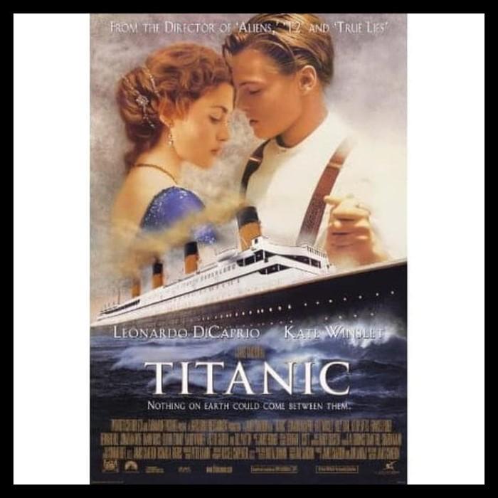 Jual Murah Dvd Film Titanic 1997 Top Jakarta Timur July Olshop Tokopedia