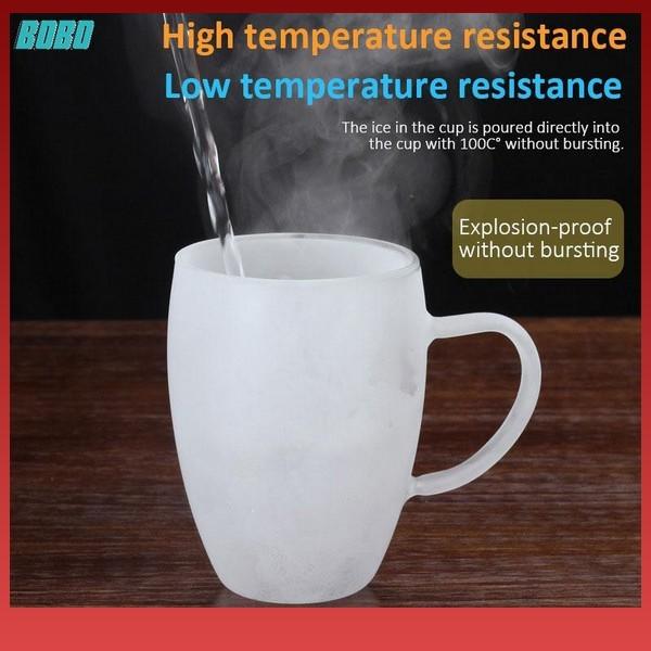 Jual Fs Bobo Creative Coffee Mugs High Borosilicate Glass Milk Tea Jakarta Pusat Fujika Shop Tokopedia